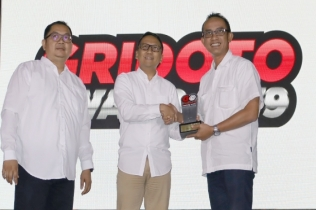 Honda ADV150 Raih Motorcycle of The Year